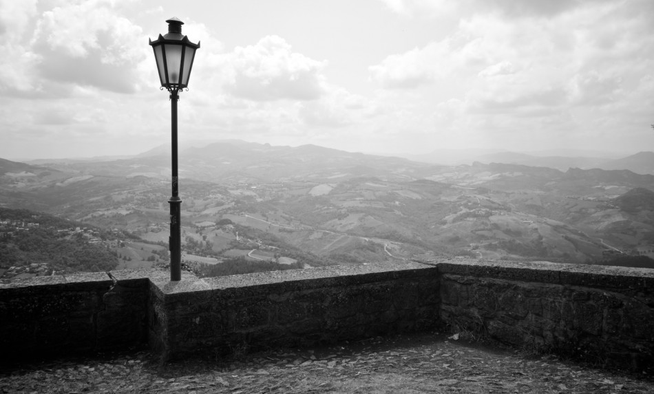 San Marino - this photo just wanted to be taken